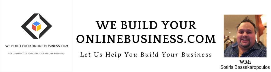We Build Your Online Business.Com