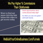 This Business Pays Out More % In Commissions Than Clickfunnels