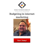 Budgeting in internet marketing